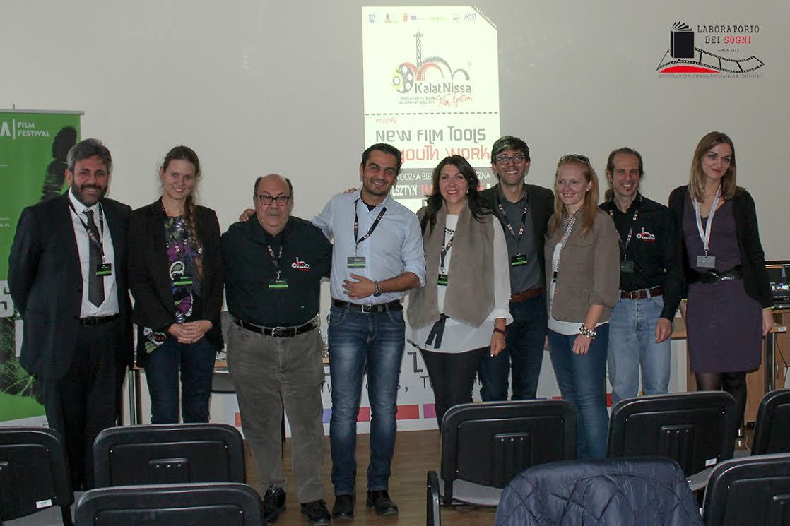 l associazione laboratorio dei sogni al wama film festival di wamafilmfestival2